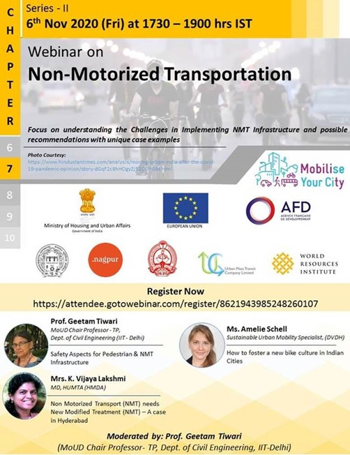 Non-Motorized Transportation