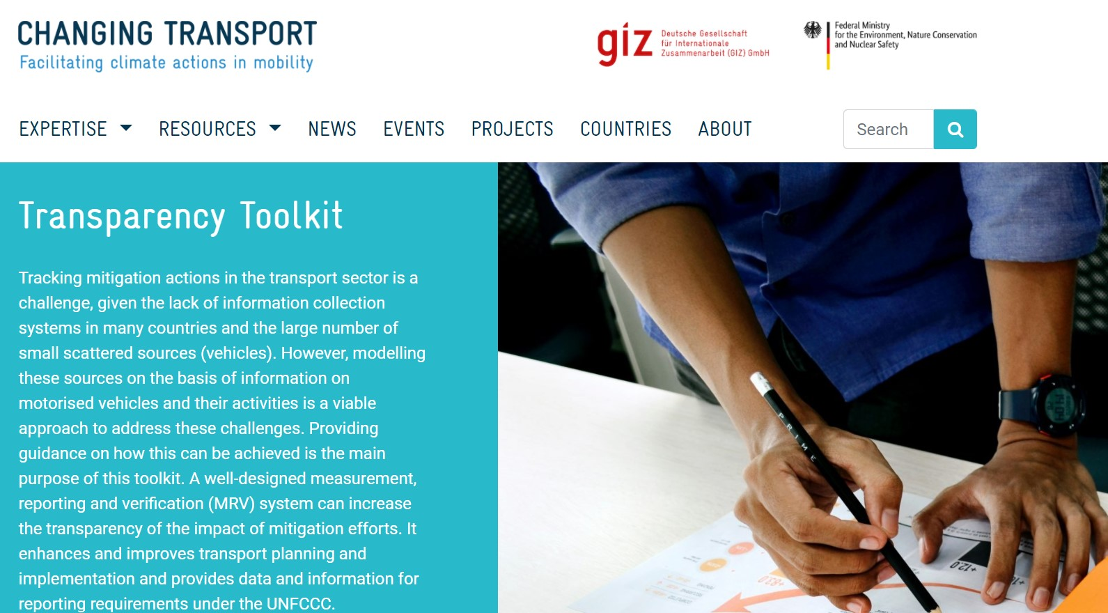 transparency toolkit